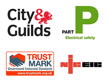 City & Guilds, Part P, Trustmark, NICEIC